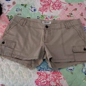 Old Navy Utility shorts, size 10